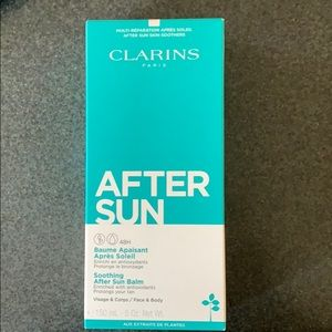 Clarins Makeup - Clarins After Sun Soothing Balm - For Face & Body
